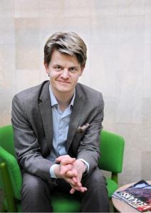 Per Grankvist, hållbarhetsredaktör Veckans Affärer